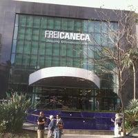 Foto tirada no(a) Shopping Frei Caneca por Diego R. em 7/11/2012