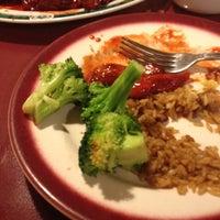 Photo taken at China Chef by Jordan C. on 9/2/2012