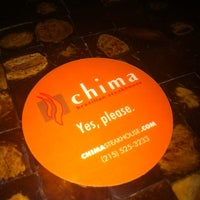 Photo taken at Chima Brazilian Steakhouse by Chauncey M. on 7/3/2012