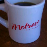 Photo taken at Melrose Restaurant by Jeremy S. on 8/21/2011