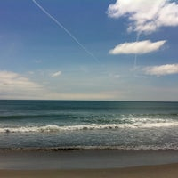 Photo taken at Atlantic Beach by Chich S. on 4/10/2011
