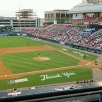 Photo taken at Coca-Cola Field by Eric S. on 8/28/2012