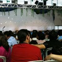Photo taken at Colégio Guilherme de Almeida by Roseni M. on 12/13/2011