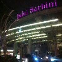 Photo taken at Balai Sarbini by rakhmat h. on 6/9/2012