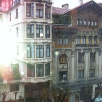 Photo taken at Hotel Yoldi by Nacho T. on 12/24/2010