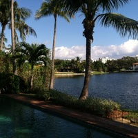 Photo taken at Sea Ranch Lakes, FL by Vin S. on 11/24/2011