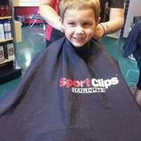Photo taken at Sport Clips by Jack F. on 11/20/2011