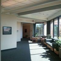 Photo taken at Bryant University Bryant Center by George G. on 10/15/2011