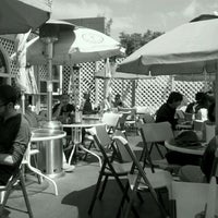 Photo taken at Cafe Durant by Noelle M. on 8/20/2011