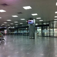 Photo taken at Aeropuerto Internacional La Chinita: Terminal Nacional by Carlos L. on 3/27/2012