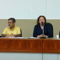 Photo taken at Auditório by Maysa B. on 3/30/2011