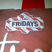 Photo taken at T.G.I. Friday's by Katherine M. on 7/5/2012