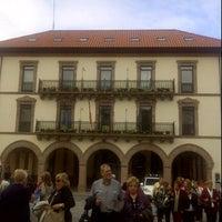 Photo taken at Ayuntamiento de Comillas by Jordi L. on 10/9/2011