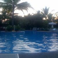 Photo taken at Sea Garden Hotel Mayan by Alex N. on 11/26/2011