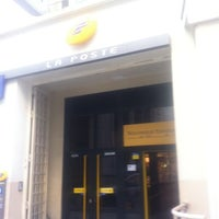 Photo taken at La Poste by Guillaume A. on 3/4/2011