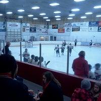 Photo taken at Kent Freeman Arena by Miranda S. on 11/12/2011