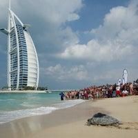 burj al arab open beach - beach