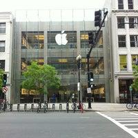 Photo taken at Apple Boylston Street by iGonzos on 5/13/2012