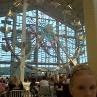 Photo taken at Food Court - Palisades Center by Kevin T. on 9/24/2011
