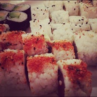 Photo taken at Active Sushi by Danica G. on 7/5/2012