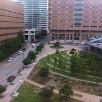 Photo taken at Tarrant County College (Trinity River Campus) by Matthew B. on 10/28/2011