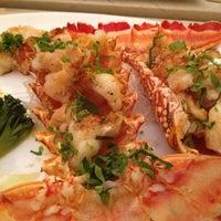 Photo taken at Keeki Restaurante Japonês by Maria F. on 7/25/2012