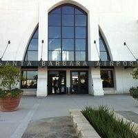 Photo taken at Santa Barbara Municipal Airport (SBA) by Takashi K. on 12/4/2011
