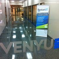 Photo taken at Venyu Solutions Inc (HQ) - @Venyu by William S. on 7/6/2011