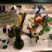 Photo taken at It's A Dream Smoke Shop by Benton on 1/9/2012