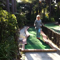 Photo taken at Adventure Golf by Nicky G. on 7/21/2011