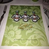 Photo taken at Charlie Trotter's by Richard M. on 8/8/2012