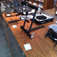 Photo taken at Turntable Lab by MOS1 on 2/17/2012