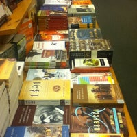 Photo taken at Barnes & Noble by Alicia N. on 9/1/2012
