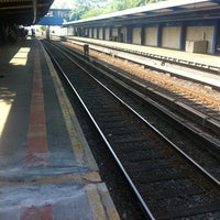 Photo taken at MTA Subway - Broad Channel (A/S) by Scott B. on 7/11/2011