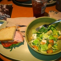 Photo taken at Panera Bread by Degree ❤ on 5/31/2012