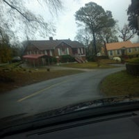Photo taken at College Hills Neighborhood by April R. on 12/6/2011