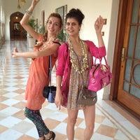 3/31/2012 tarihinde Polina R.ziyaretçi tarafından Rambagh Palace Hotel'de çekilen fotoğraf