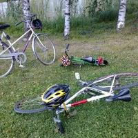 Das Foto wurde bei Siltamäen Rantapuisto von Benny H. am 8/11/2012 aufgenommen