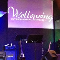 Photo taken at Wellspring Church by Mary C. on 6/10/2012