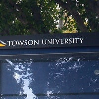 Photo taken at Towson University by Kurtis on 9/17/2011