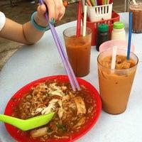 Photo taken at Taman Midah Morning Market by Eric T. on 7/30/2011