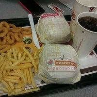Photo taken at Burger King by Dory K. on 11/7/2011
