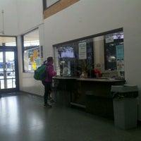 Photo taken at Santa Cruz Metro Station by Gus B. on 12/12/2011
