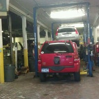 Photo taken at Steven & Francine's Complete Automotive Repair Inc by Z W. on 1/7/2012