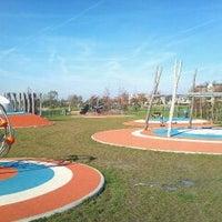Photo taken at Speeltuin Toolenburgse Plas by Peter R. on 10/22/2011