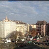 Photo taken at Hotel Century by Ilya K. on 11/30/2011