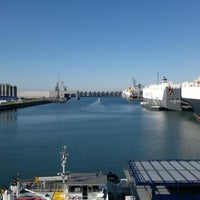 Photo taken at C.RO Ports Automotive Rotterdam by Ferry on 11/4/2011