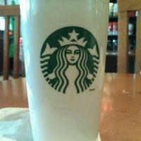 Photo taken at Starbucks by Annie G. on 12/22/2011