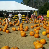 Photo taken at Boone Hall Farms by Jay B. on 10/15/2011