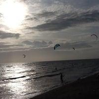 Photo taken at Wonnapa Beach by Nut R. on 6/10/2012